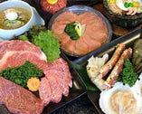 高級焼肉食べ放題 プラチナコース