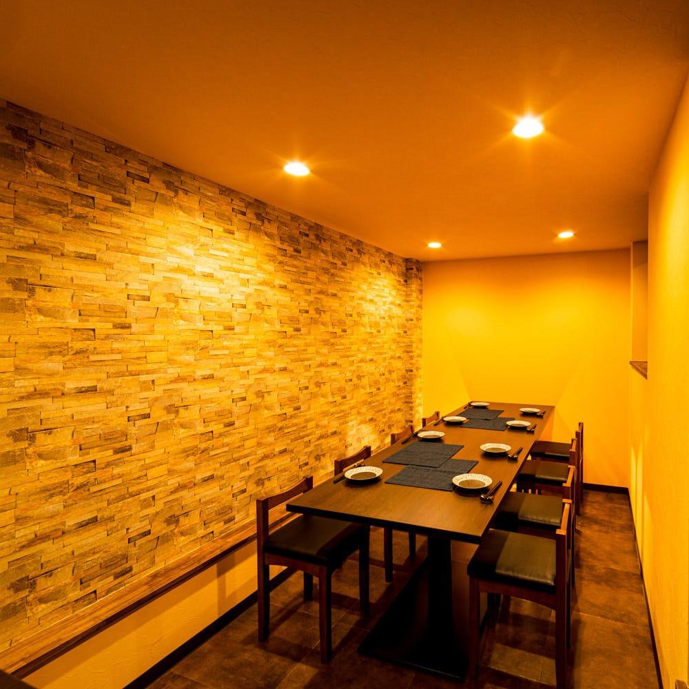 九州料理をお手頃価格でご提供します。飲み会や女子会に◎