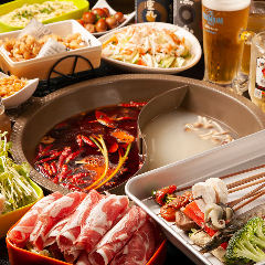 本格中華宴会&火鍋 鮮入圍煮(センニュウイシャ)