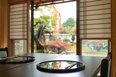 京料理 とりよね  店内の画像