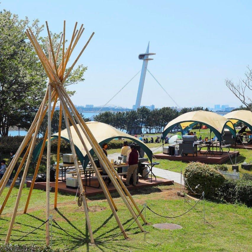 SORAMIDO BBQ 葛西臨海公園