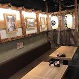 《最大10名様・半個室》8~10名様までのちょい飲み・お食事・女子会・ご宴会