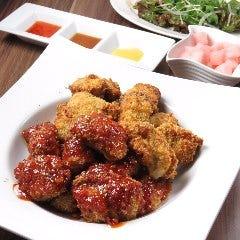 韓国料理 shotup chicken ‐ショットアップチキン‐の画像