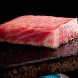 最高級の黒毛和牛雌牛 溶岩プレートで焼肉が旨味UP♪