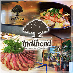 FOOD&DRINK Indihood (インディ フッド)