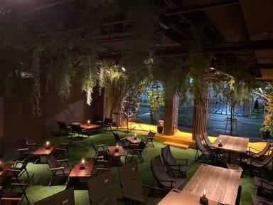 アウトドアカフェ×映えスイーツ REWILD OUTDOOR TOKYO こだわりの画像