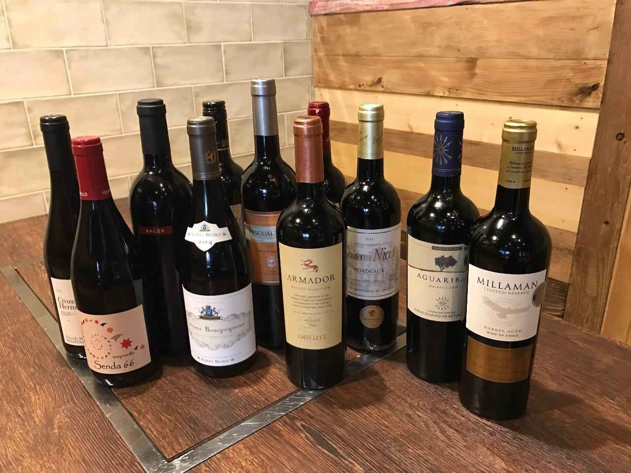 デート等おすすめ♪ワインも種類豊富