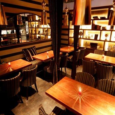 スペイン料理&ワイン LIBRA 銀座店 店内の画像