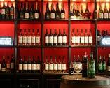 スペインワインを中心に赤白で約40本の品揃え