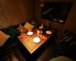 最大6名様完全個室。早めのご予約がオススメです!