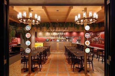クラフトビールダイニング SCHMATZ ‐シュマッツ‐ 武蔵小杉  店内の画像