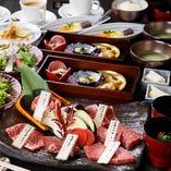 【2H飲み放題】気軽にランチ宴会を堪能できる全9品の会席宴会コース『彩-SAI- 会席』