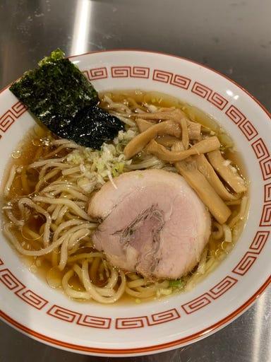狛江食堂 ニュースター  メニューの画像