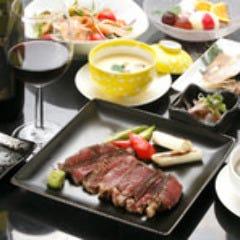 ◆和牛ステーキをコースでご堪能