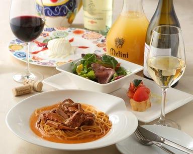 季節の産直食材×イタリアン グリーンハウス 青葉台 コースの画像