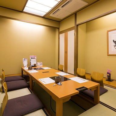 しゃぶしゃぶ 日本料理 木曽路 博多駅南店 店内の画像