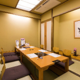【8名様まで/掘りごたつ個室】接待利用や外国のお客様にも好評のプライベート空間