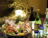 祝宴に相応しい、縁起の良い食材 をちりばめたコースをご用意