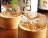極みの日本酒に匠の焼酎、拘りの国産ワイン等 種類豊富