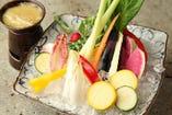 冷野菜・・・・・Salad
