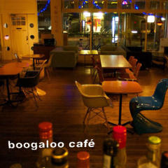boogaloo cafe 百万遍店
