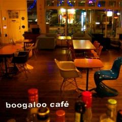 boogaloo cafe 百万遍店