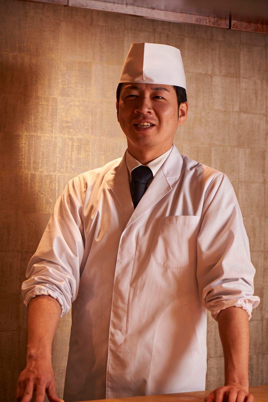 ◆元大使閣下専属料理人が腕を振るう
