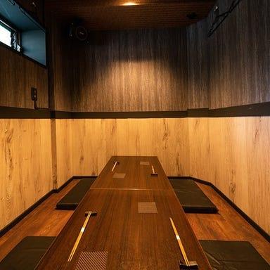 鉄板焼 grow 六本木店  店内の画像