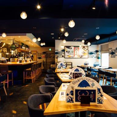 とろさば料理専門店 SABAR GEMS 大門店 店内の画像