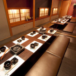 ◆ 最大34名様までの 貸切 個室