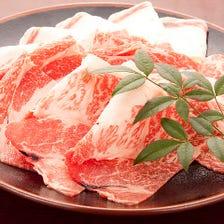 *和牛すき焼きも人気です!*