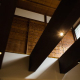 開放感溢れる吹き抜けの空間に 広がる日本の建築美