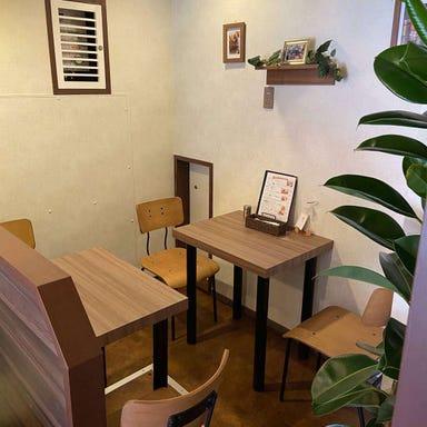 Cafe de Spice(カフェ デ スパイス)  店内の画像