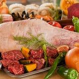 信頼できる業者様からお肉も仕入れ