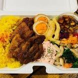 Ginger Pork Box