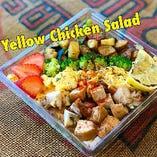 Yellow Chicken Salad