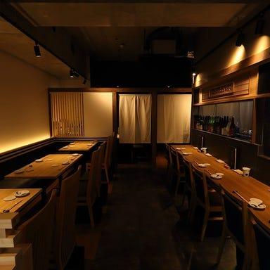 和食と炭火焼 三代目 うな衛門 横浜西口店 店内の画像