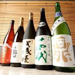 大井町 日本酒バル 萬亮