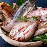 産地直送で仕入れる魚介は鮮度も抜群