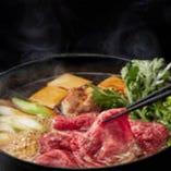 スタミナバッチリ!鍋ぞうの「すき焼き」