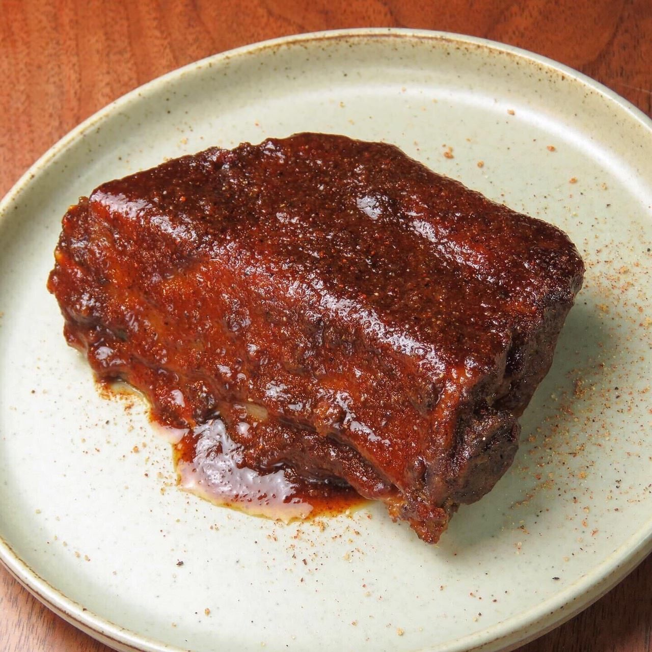 トップシェフレシピ BBQスペアリブ