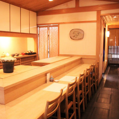 豆腐料理かわしま  店内の画像