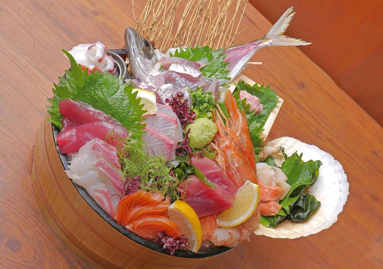 ★【産地直送】新鮮な魚介類★