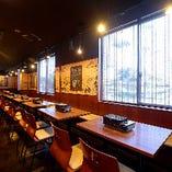テーブル席(2~30名様)