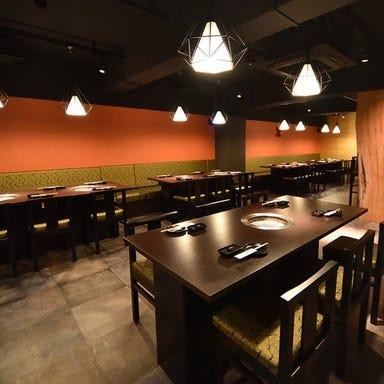 個室 和牛焼肉 乃助 川崎本店 店内の画像