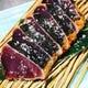 朝とれた新鮮な鰹で炙る藁焼き!藁でしか味わえない風味