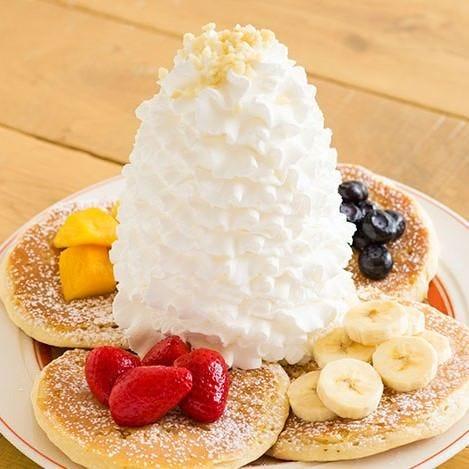 Eggs 'n Things Odaiba