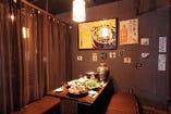 親睦の個室 2~8名様 ≪プチ接待に最適≫ VIPに近江八幡の美味を、という方に☆