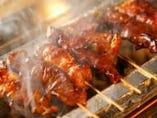 元祖!かん家焼き鳥ゆず塩&博多鶏タレ