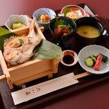 [お昼も営業] 会食会やランチ会議にも最適な御膳料理をご用意